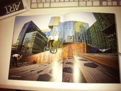 ART BMX MAGAZINE - STAY GOLD PHOTOGRAPHY